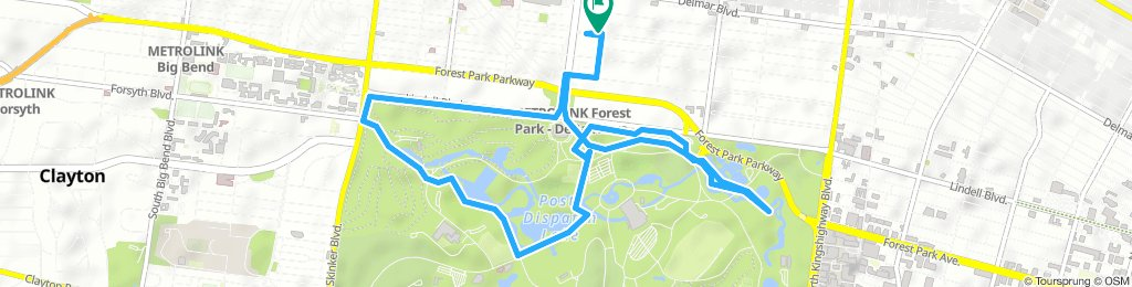 STL Forest Park RTC