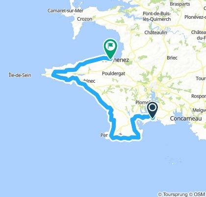 route pour Lucie 112km