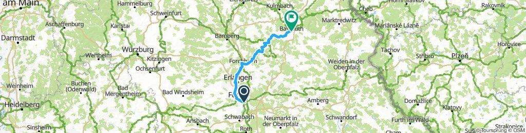 05 - Nürnberg - Bayreuth