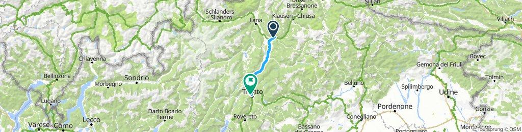 Bolzano-Trento
