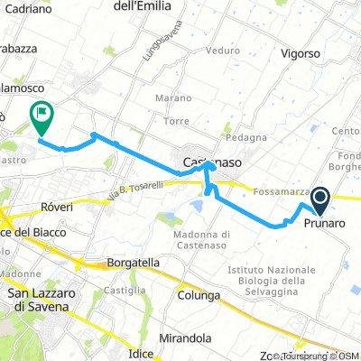 prunaro - colplast (12,5 km)