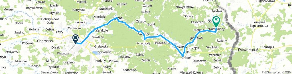 Białystok-Kruszyniany
