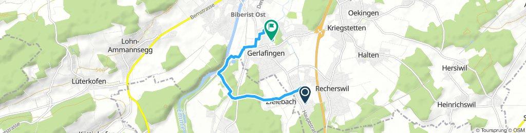 Extensive Freitag Course In Obergerlafingen