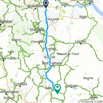 Darrington to Great Glen