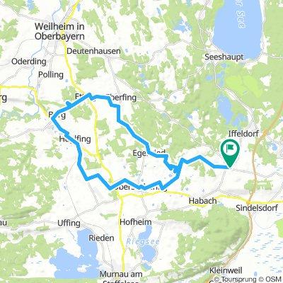Antdorf Berg Hugelfing Antdorf