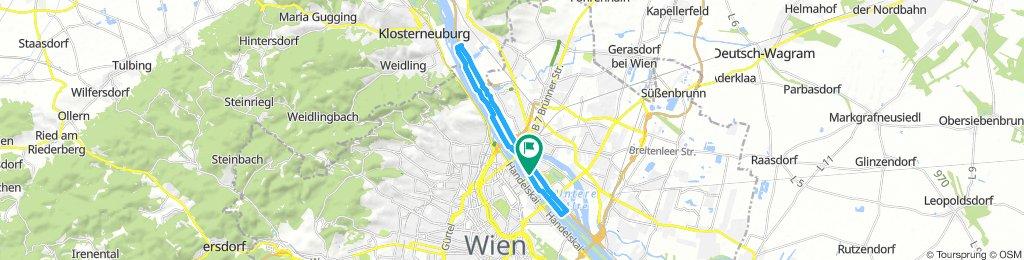 Junman 21.5 km