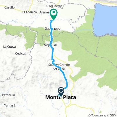 Monte Plata - La Reforma