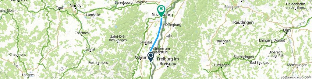 SoTo 2018/13: Biesheim - Strasbourg