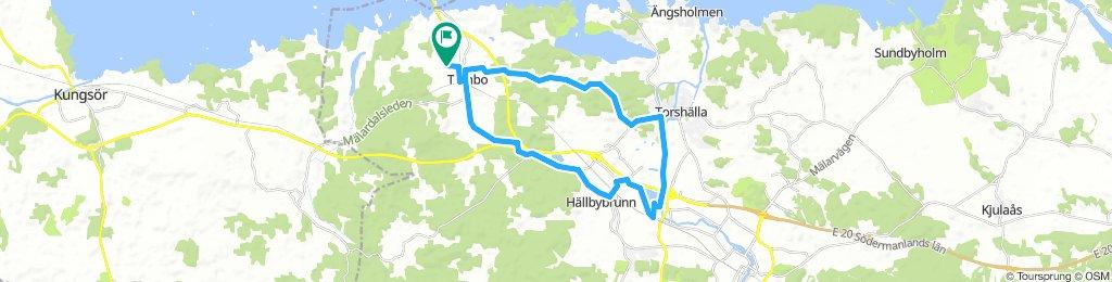 Long Söndag Track In Kvicksundj