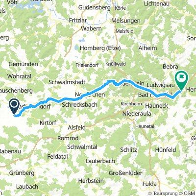 SoTo 2018/24: Amöneburg - Friedewald