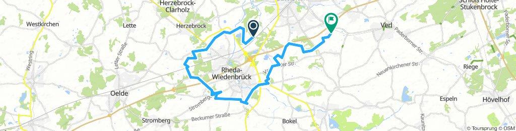 Steady Sonntag Course In Rheda-Wiedenbrück