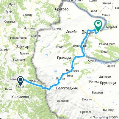 17. Przez Bułgarię do Rumunii
