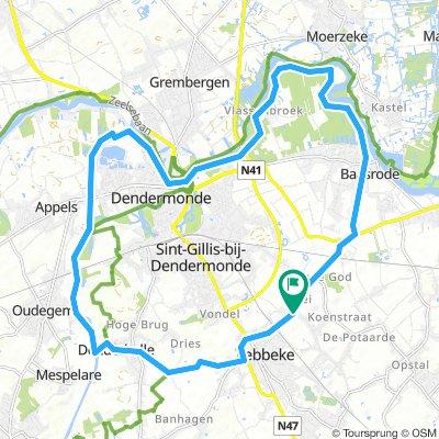 Waterband Dendermonde