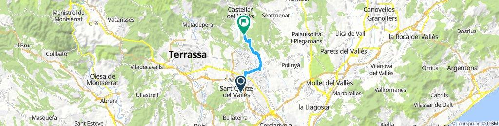 St.Quirze - Castellar 1