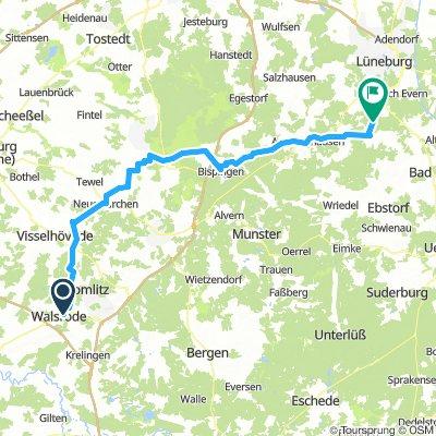 Heiderundfahrt - Etappe 3 -