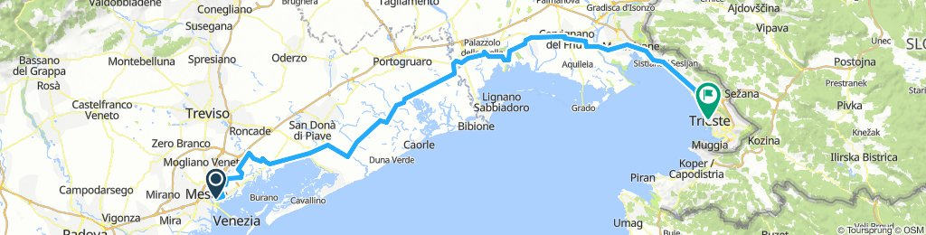 Venice to tT
