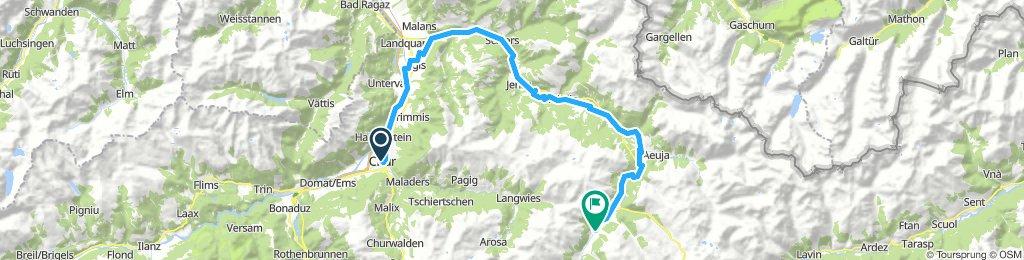 18-07-11 Chur - Davos