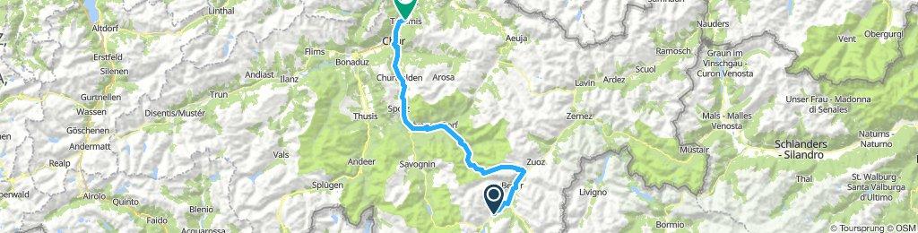 18-07-13 St. Moritz - Chur