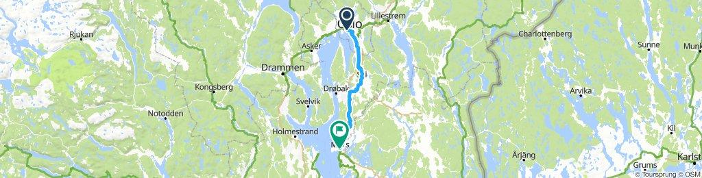 Oslo Moss