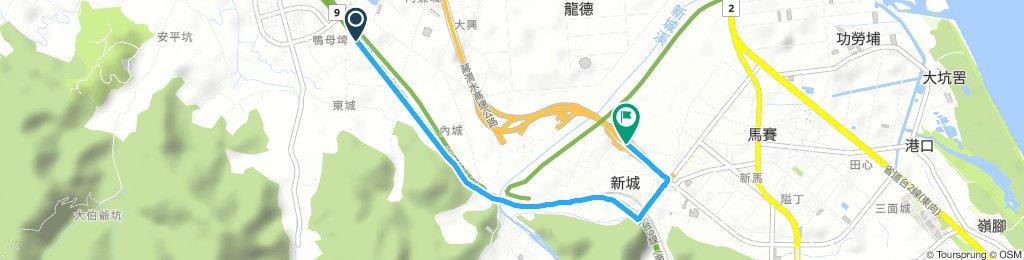 Short 星期二 Course In 冬山鄉