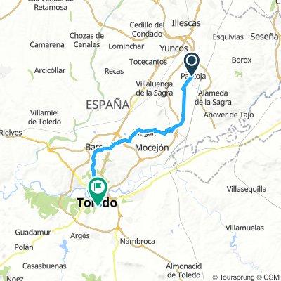 Pantoja - Toledo