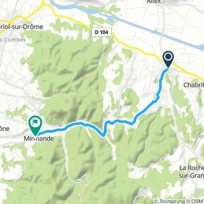 Easy Dienstag Ride In Grane