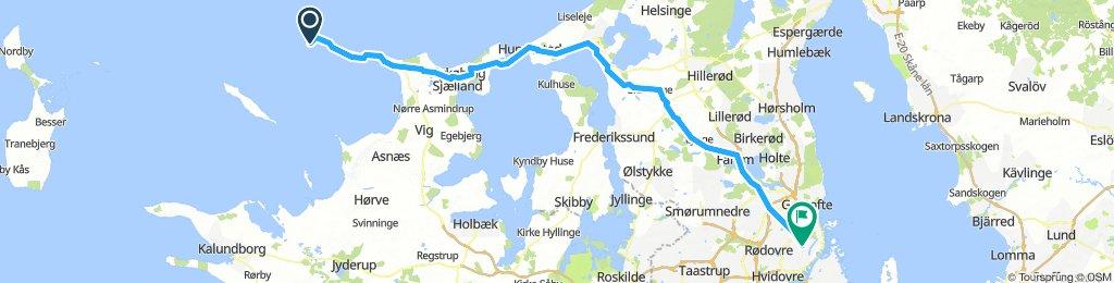 Odden - Frederiksberg