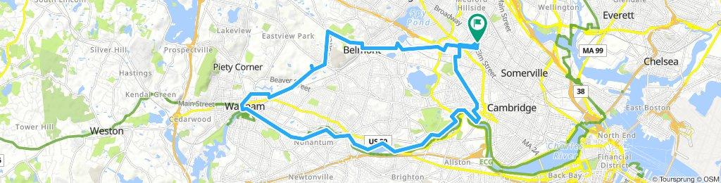 Waltham Loop
