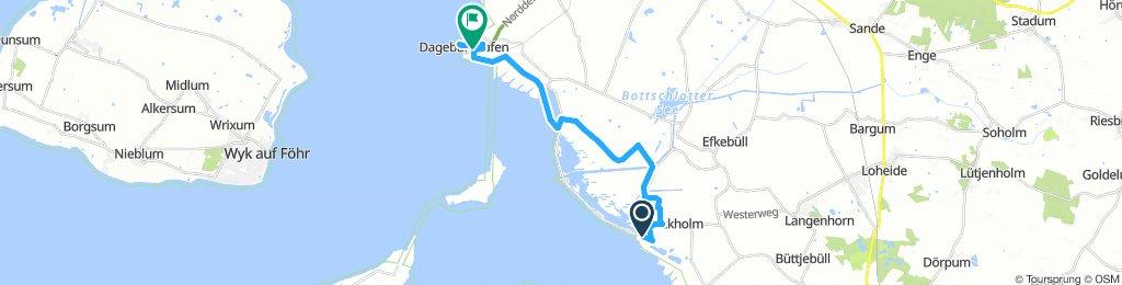 Lengthy Dienstag Track In Ockholm
