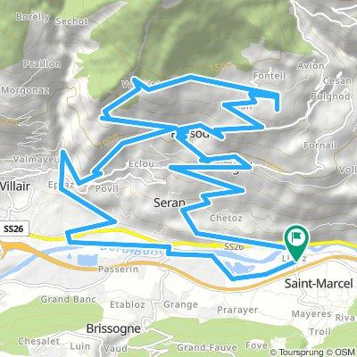 Beato Emerico Val d'Aosta