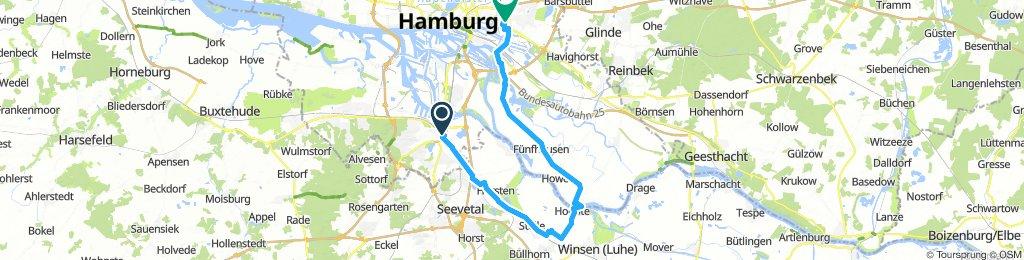 Harburg Hoopte Horn