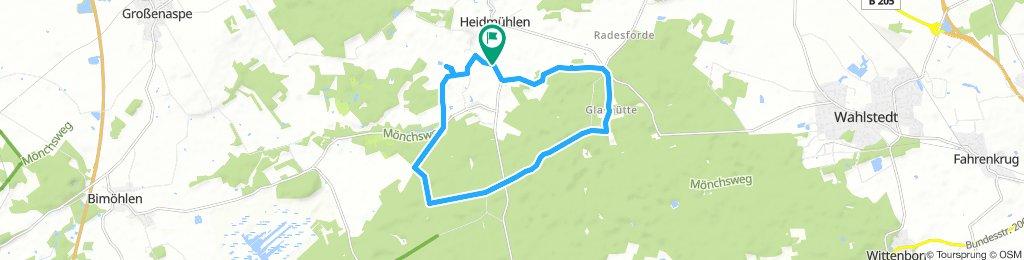 Lengthy Dienstag Track In Heidmühlen