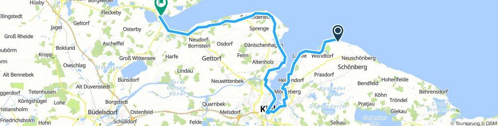 Heidkate - Eckernförde