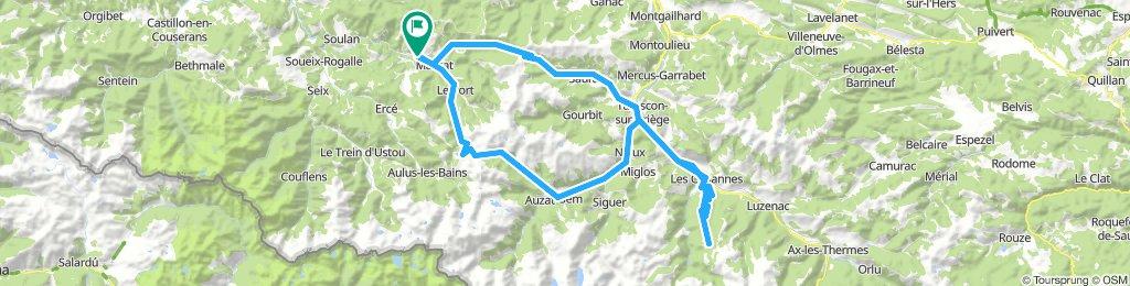 Col de Port, Plateau de Beille, Port de l'Hers