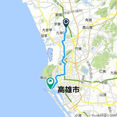 橋頭⇄旗津