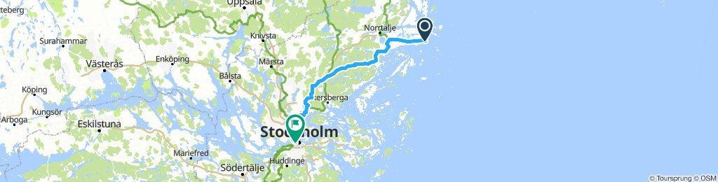 Kapellskär-Stockholm
