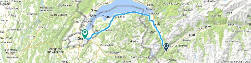 Schweizrundreise Tag 10