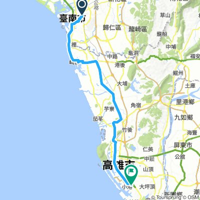 DAY4 - 台南 TO 高雄