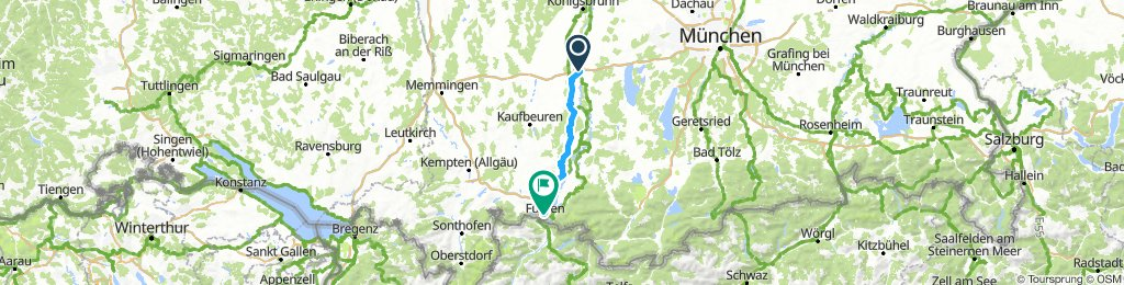 Alte Route Lech 3