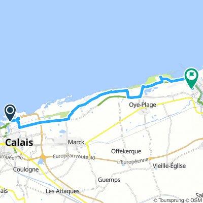 Calais - Gd Fort Philippe