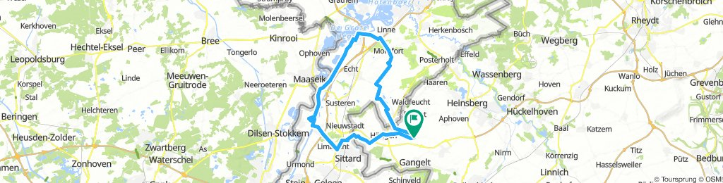 Samstagsroute