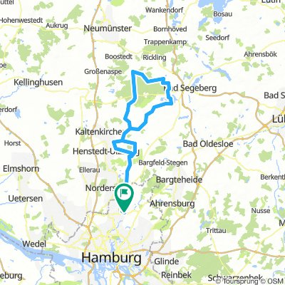 Wahlstedt 105 km ab Aspria