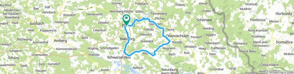 Vier-Flüsse-Tour andersrum