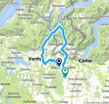 Lago di Lugano sud