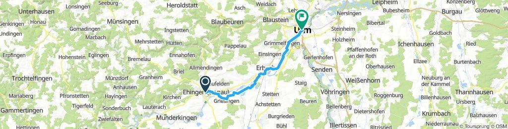 Ehingen - Ulm