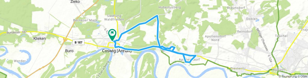 Spred Out Freitag Ride In Coswig (Anhalt)