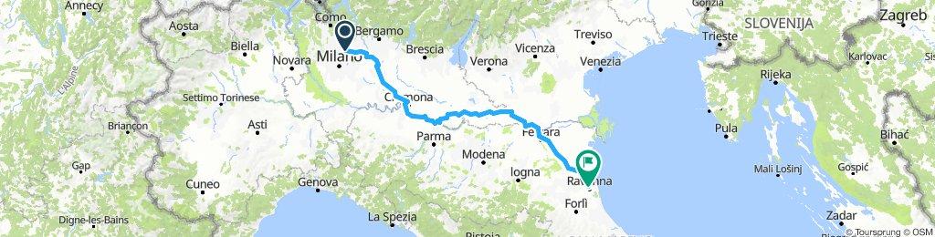 Monza - Ravenna