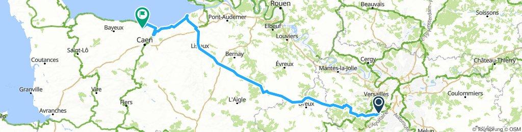 Bures - Douvres - par Breteuil