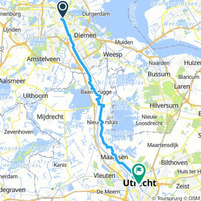 Amsterdam - Utrecht
