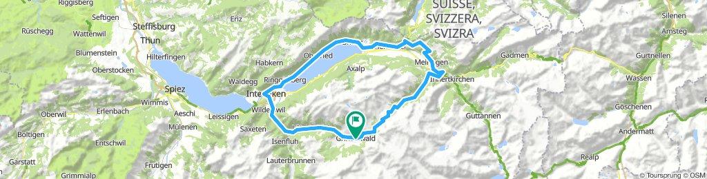Grindelwald,Interlaken,Grosse-Scheidegg